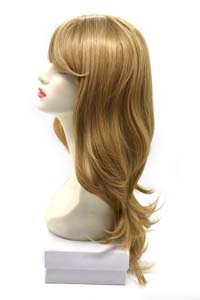 Synthetic wig pictures with hair color 27 and 613c (BIG DISCOUNT!)