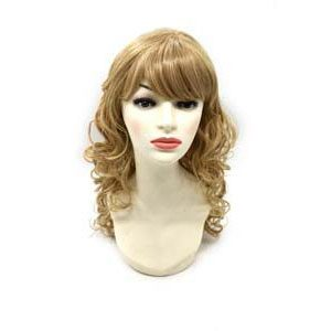 Synthetic wig pictures with hair color 101