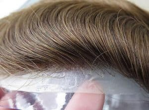 Glued Hair System (European Hair)
