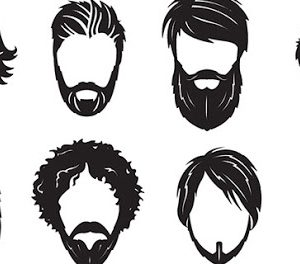 haircut styling man hairpiece