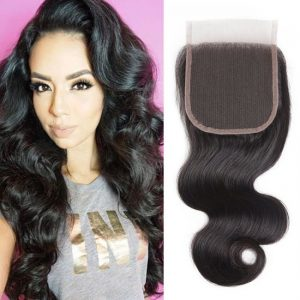 WOMAN HD LACE CLOSURE 4X4 inches