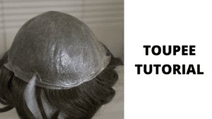 NEW GENERATION HAIR TOUPEE INJECTED SKIN 0.06 YEAR 2021
