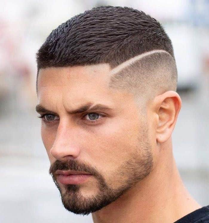 Short hair replacement system