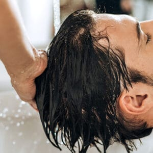 How to wash a hair system